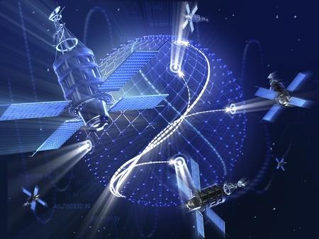 GPS Satellite Network